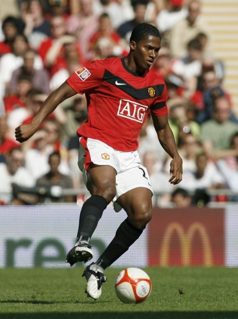 Antonio Valencia, Maner United