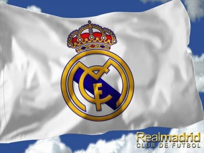 Bandera del Real Madrid
