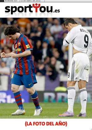 Messi Vs CR