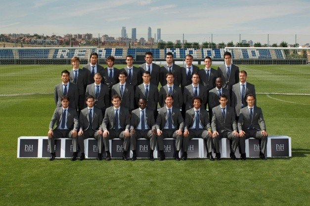 Plantilla del Real Madrid | Temporada 2013/2014