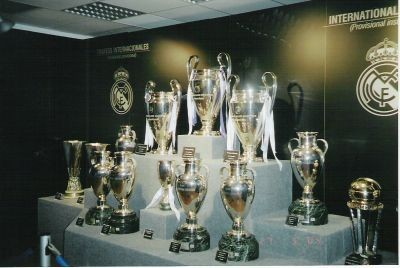 trofeos real madrid